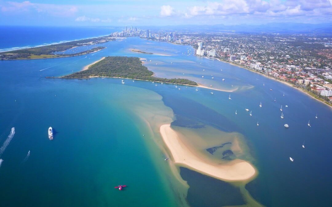 Gold Coast boaties set to dig Broadwater dredging