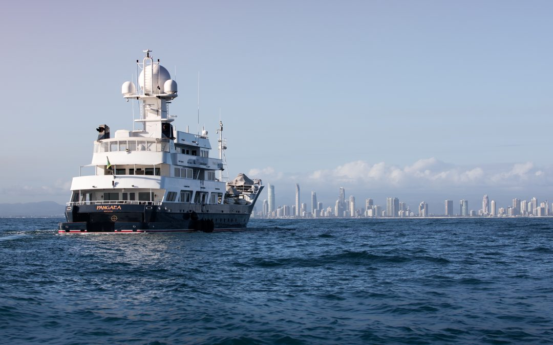 Gold Coast puts out welcome mat for superyachts