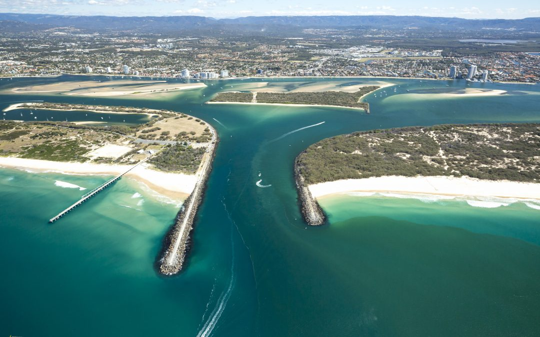 Work starts on major enhancement to Gold Coast waterways gateway