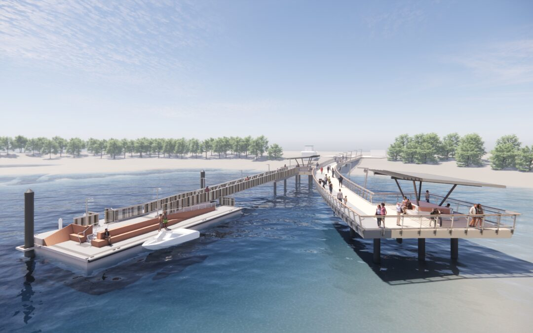 New transport connections planned for The Spit