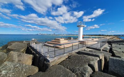 Accessible Promenade opens at The Spit